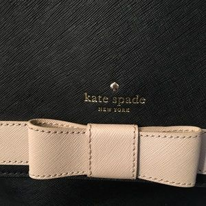 Reduced Kirk Park Saffiano Mason Black  Leather